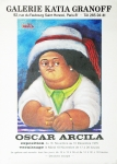 Arcila, Oscar - 1975 - Galerie Katia Granoff