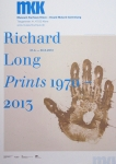 Long, Richard - 2013 - Museum Kurhaus Kleve