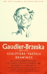 Poster: Gaudier - Brzeska, Henri - 1955 - THE ARTS COUNCIL GALLERY LONDON