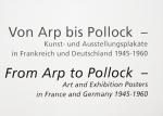 Catalogue / Katalog - 2016 - Von Arp bis Pollock