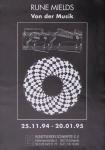 Mields, Rune - 1994 - Kunstverein Schwerte