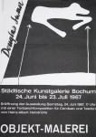 Swan, Douglas - 1967 - Städtische Kunstgalerie Bochum