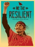 Poster: Yerena, Ernesto - 2017 - We The Resilient