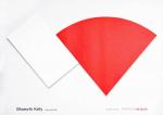 Kelly, Ellsworth - 2002 - Fondation Beyeler (Red Curve with White Panel)