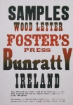 Poster: Lysaght, William - 1983 - Bunratty Park Ireland