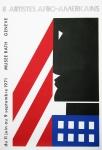 Bearden, Romare - 1971 - Musée Rath, Genéve