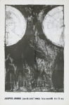 Johns, Jasper - 1963 -  Leo Castelli, New York