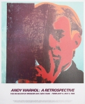 Plakat: Warhol, Andy - 1989 - Museum of Modern Art New York