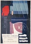Papart, Max - 1958 - Galerie Carlier Paris