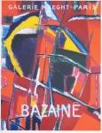 Bazaine, Jean - 1953 - Galerie Maeght Paris