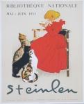 Steinlen, Théophile-Alexandre - 1953 - Bibliothéqve Nationale