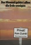 Staeck, Klaus - 1973 - Der Himmel gehört allen die Erde wenigen