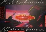 Kalarus, Roman - 1991 - Plakat po Francusku