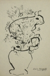 Chagall, Marc - 1962 - Galerie Maeght (Einladung)