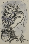 Chagall, Marc - 1977 - Galerie Maeght (Einladung)