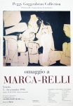 Plakat: Marca-Relli, Conrad - 1998 - Peggy Guggenheim Collection, Venezia