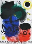 Miró, Joan - 1963 - Sala Gaspar Barcelona