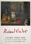 Oudot, Roland - 1959 - Galerie André Weil, Paris