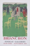Plakat: Brianchon, Maurice - 1959 - Findlay Galleries New York