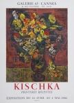 Kischka, Isis - 1960 - Galerie 65, Cannes