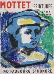 Mottet, Yvonne - 1959 - Peintures