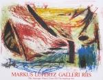 Lüpertz, Markus - 1981 - Galleri Riis