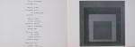 Albers, Josef - 1965 - Galerie Schmela, Düsseldorf (Einladung)