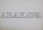 Arakawa, Shusaku - 1966 - Galerie Schmela