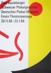 Baumberger, Otto - 1988 - Deutsches Plakat Museum Essen
