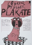 Pfüller, Volker - 1993 - Geamtschule Essen (Plakate)
