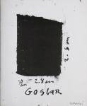 Serra, Richard - 1981 - Möchehausmuseum Goslar (Katalog)