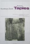 Tàpies, Antoni - 1962 - Kunsthaus Zürich