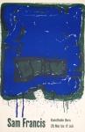 Francis, Sam - 1960 - Kunsthalle Bern