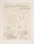 Picasso, Pablo - 1951 - Galerie Tronche, Paris