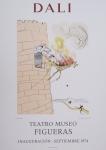 Dali, Salvador - 1974 - Teatro Museo Figueras