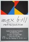 Bill, Max - 1987 - Schirn Kunsthalle Frankfurt