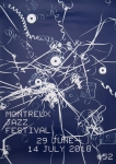 Poster: Marclay, Christian -2018 - Jazz Festival Montreux