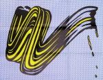 Lichtenstein, Roy - 1965 - Galerie Castelli (Brushstroke)