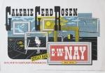 Nay, Ernst Wilhelm - 1946 - Galerie Gerd Rosen Berlin