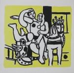 Léger, Fernand - 1988 - Galerie Adrien Maeght Paris (Einladung)