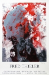 Thieler, Fred - 1987 - Galerie Marianne Hennemann Bonn