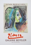 Picasso, Pablo - 1970 - Galerie Beyeler (Jacqueline)
