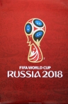 Poster: Football World Cup - 2018 - FIFA World Cup Russia (Emblem)