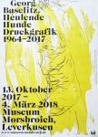 Baselitz, Georg - 2017 - Museum Morsbroich Leverkusen