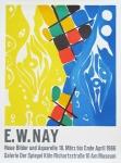 Nay, Ernst Wilhelm - 1966 - Galerie der Spiegel Köln