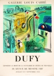 Dufy, Raoul - 1953 - Galerie Louis Carré Paris