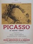 Picasso, Pablo - 1946 - Sorbonne Paris (Picasso et Notre Temps)