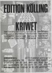 Kriwet, Ferdinand - 1969 - Edition Kölling Frankfurt