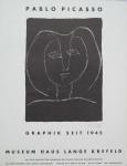 Picasso, Pablo - 1962 - Museum Haus Lange Krefeld