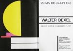 Dexel, Walter - 1973 - Städtisches Kunstmuseum Bonn